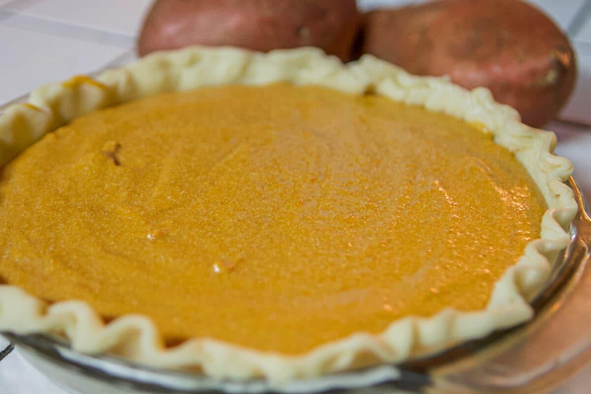 pie filling